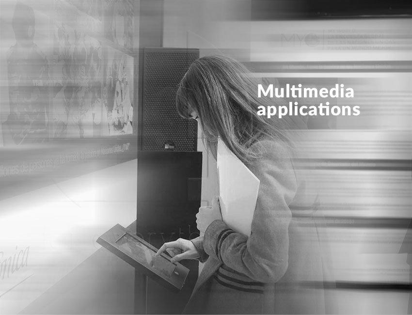 How we work we develop multimedia applications
