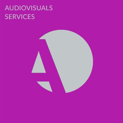 4foreverything team Audiovisual Services department