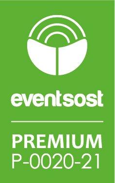 Empresa con certificación sostenible eventsost