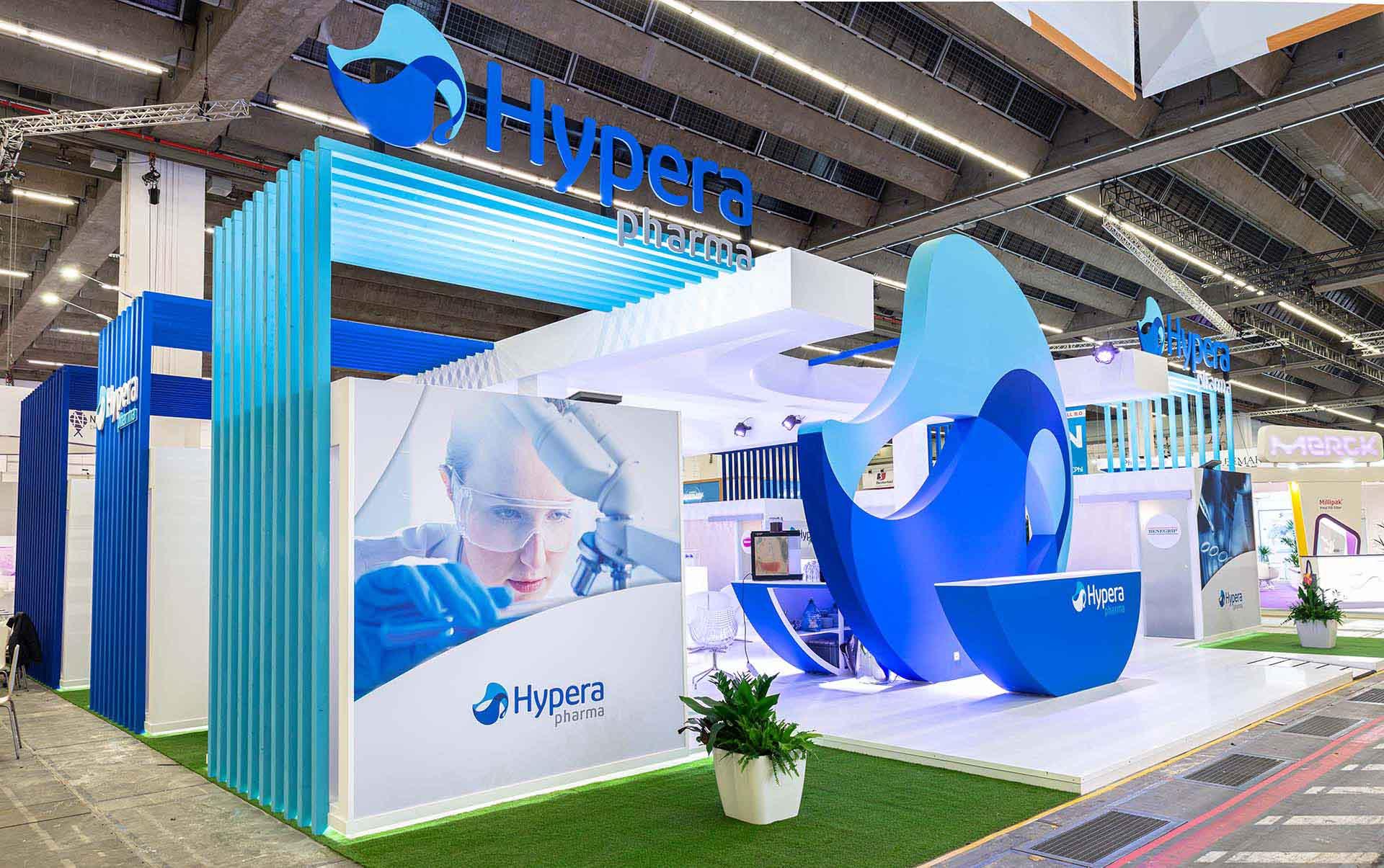 Stand Hypera Design