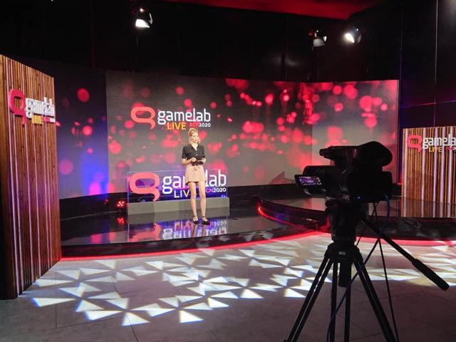 HYBRID EVENT GAMELAB. SCENOGRAPHY PRODUCTION