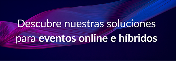 Eventos online, hibridos y digitales | eLive Events
